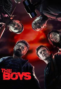 The Boys (2019) - Affiche